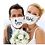 Thumbnail: Bride & Groom Face Mask