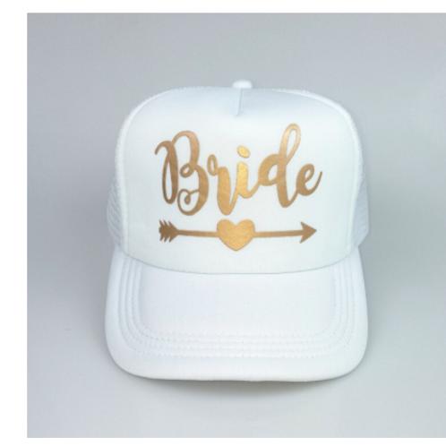 Bride Snapback Cap