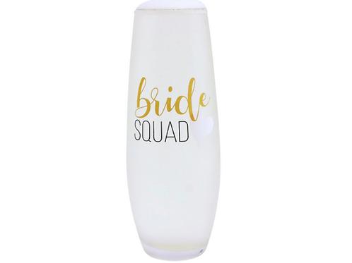 Bride Squad 9.6oz Stemless Glass
