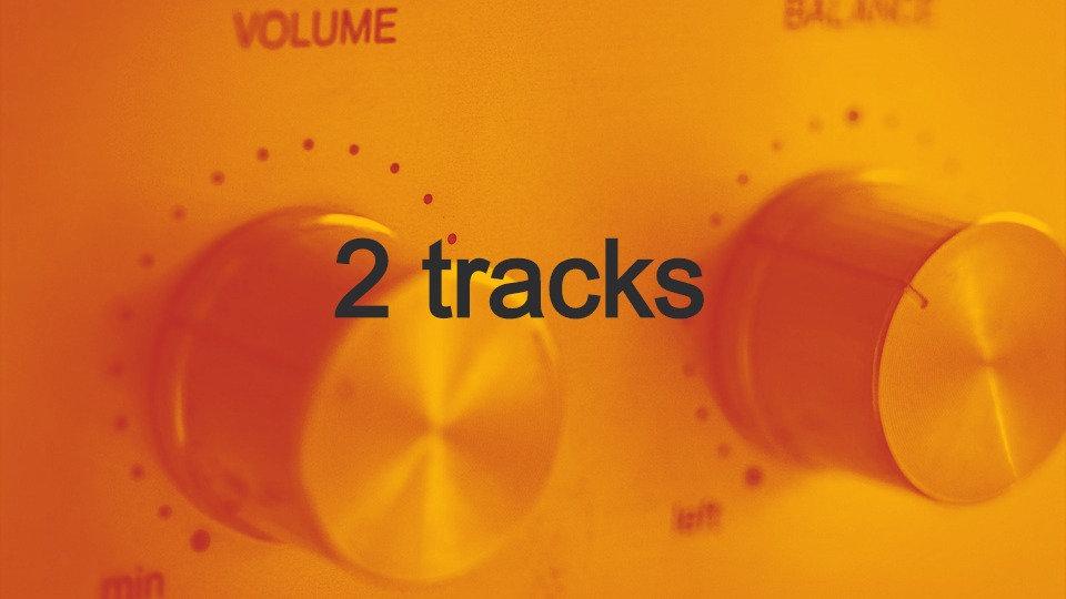 Mastering 2 tracks
