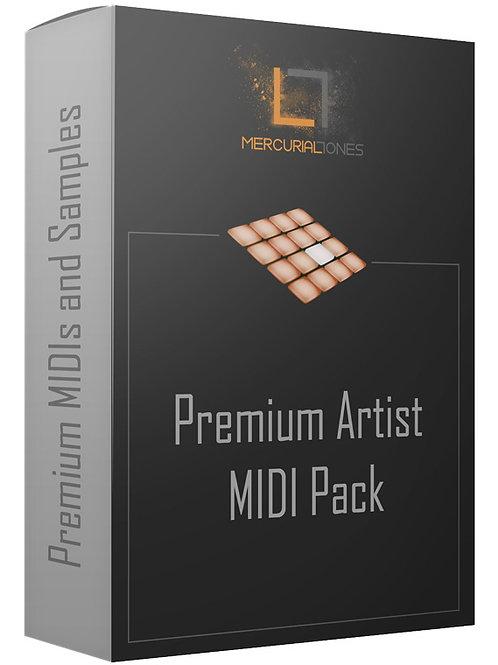 Mercurial CORE - Premium Artist MIDI Pack