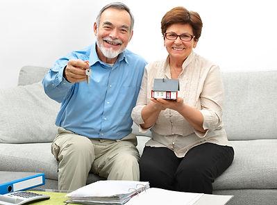 Haus Verkauf auf Rentnebasis mit Wohnrecht Beratung durch Immobilien-Fachmann