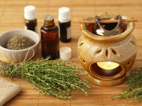 7 ways to use Aromatherapy for stress and anxiety relief!