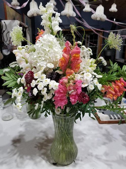 A Single Bouquet