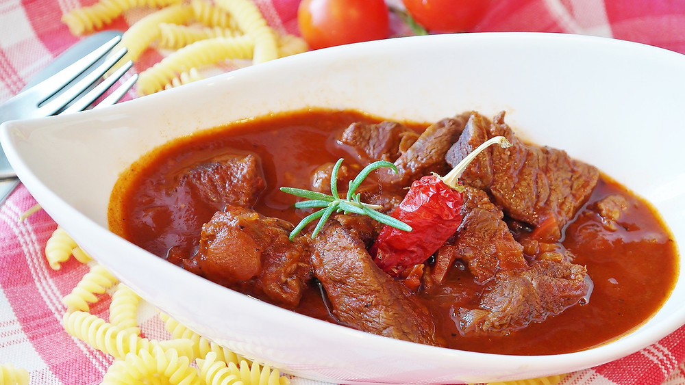 The National Dish of Hungary