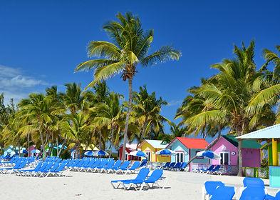 Princess Cruises Private Island - the Princess Cays