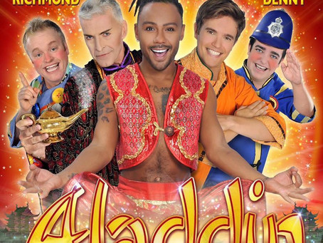 One fun filled night! Review of Aladdin at Newcastle's Tyne Theatre and Opera House