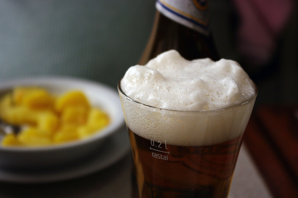 Beer and Goulash in Budapest