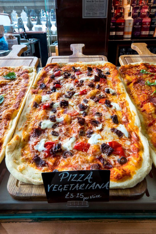 Pizza at Destination 1850