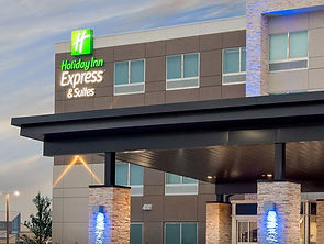 Love's - Holiday Inn Express & Suites