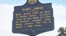 Conococheague Institute & Fort Davis PA