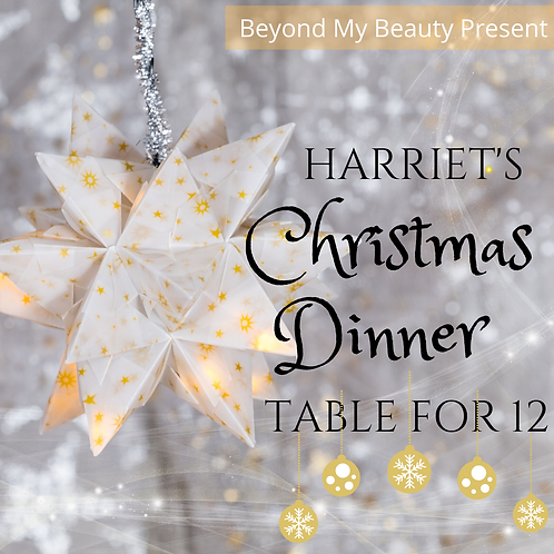 Harriet.'s Christmas Table of 12