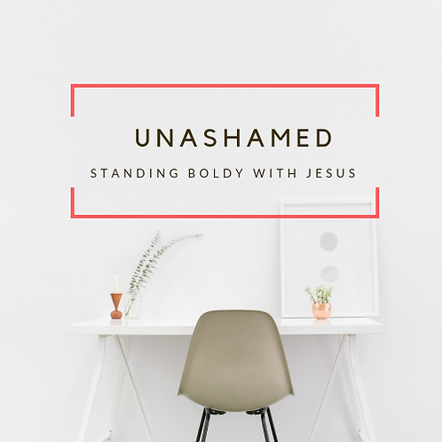 Unashamed - Online course