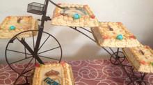 Ya puedes encargar tus tartas para las comuniones .