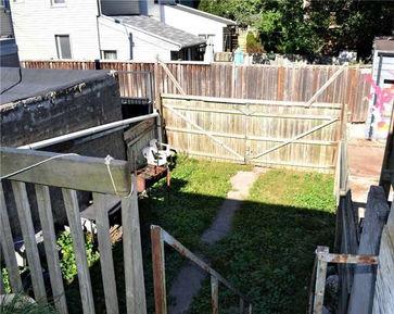 The Backyard!