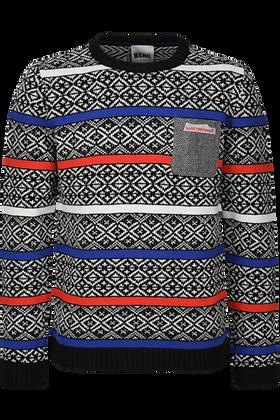 Luis Trenker Herren-Pullover