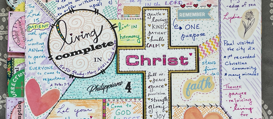 Living Complete in Christ: a BQJ summary