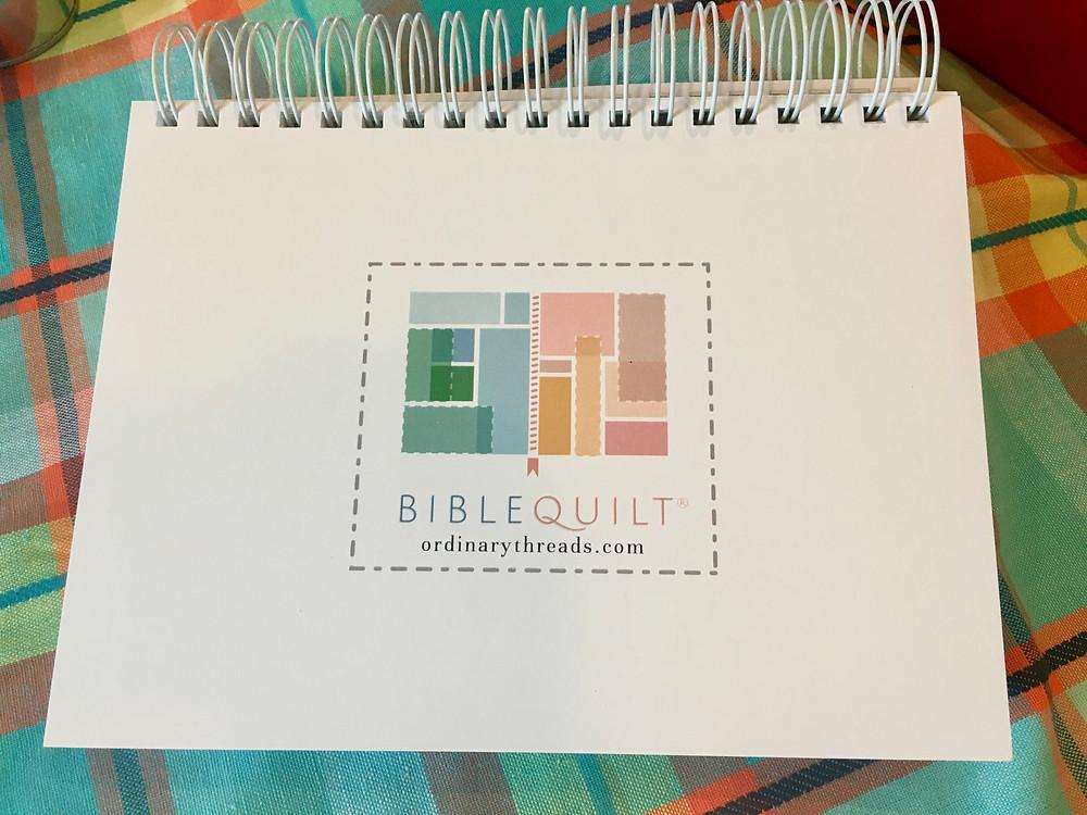 #biblequiltjournal
