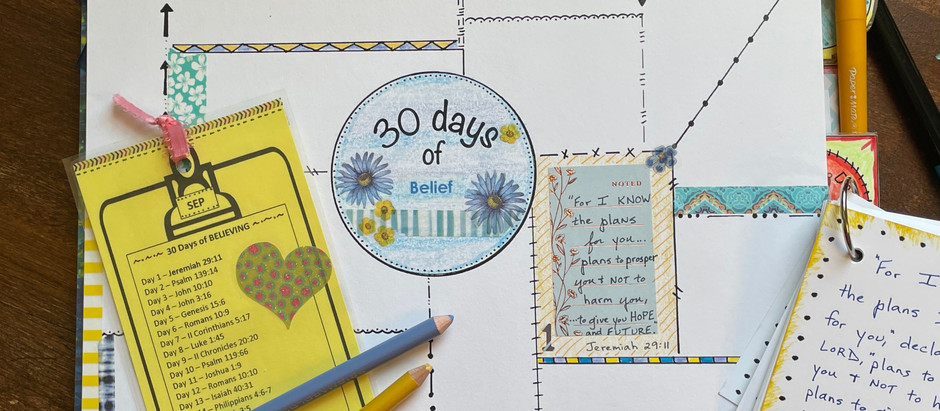 30 Days of Believing