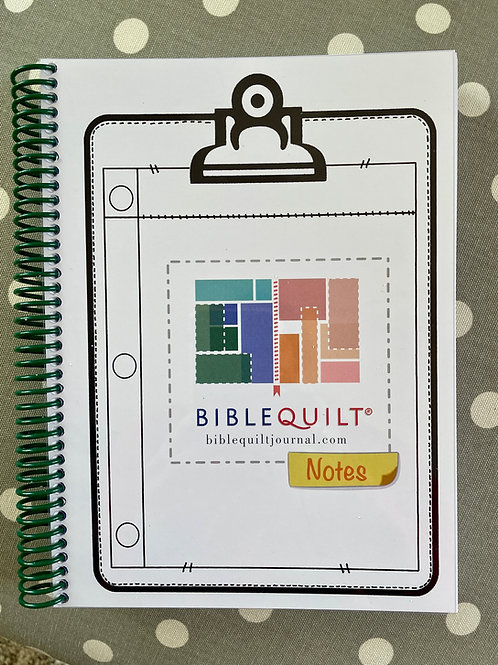 Bible Quilt® Notes