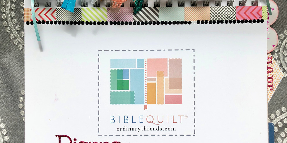 "Bible Quilt ""Shop & Share"" - Newton, KS"