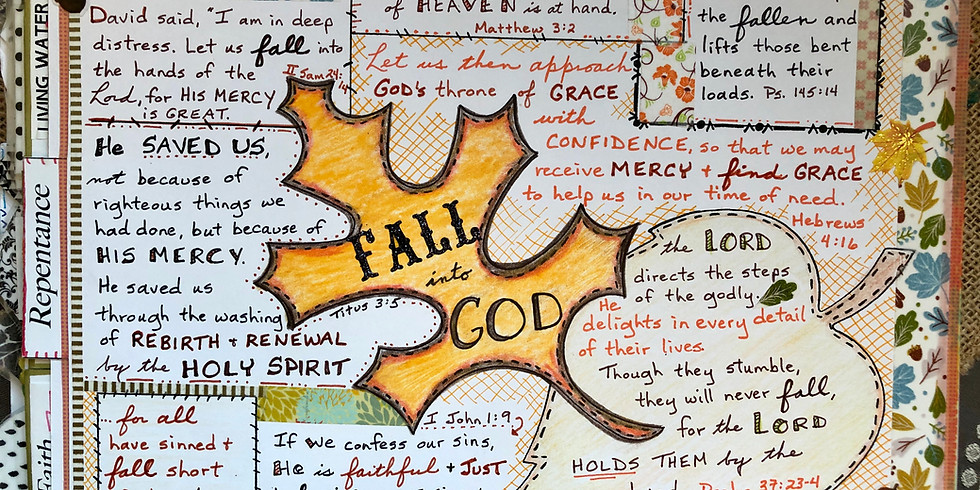 Bible Quilting: Fall Launch (evening session)