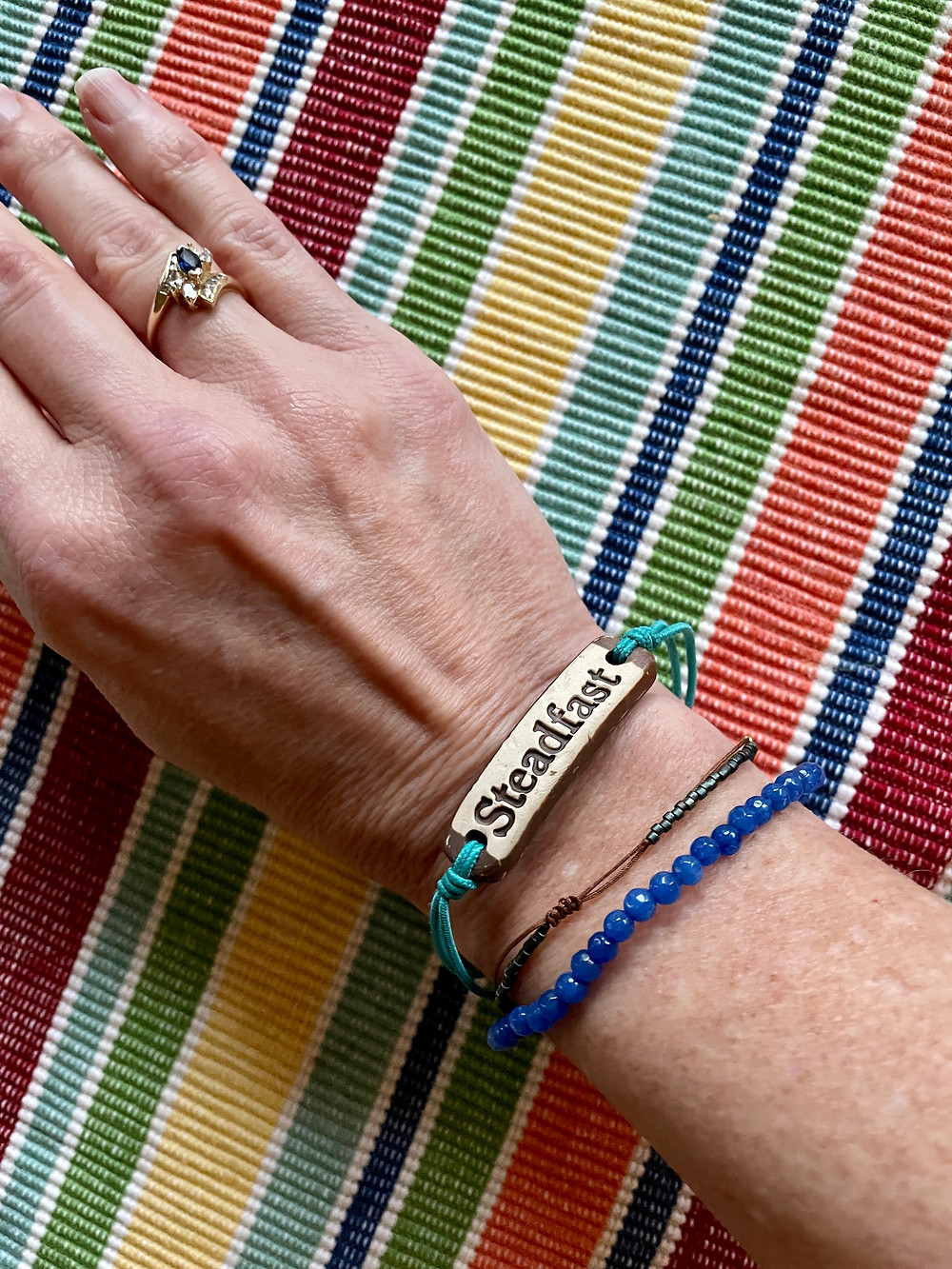 steadfast bracelet