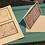"Thumbnail: ""I am"" note card"