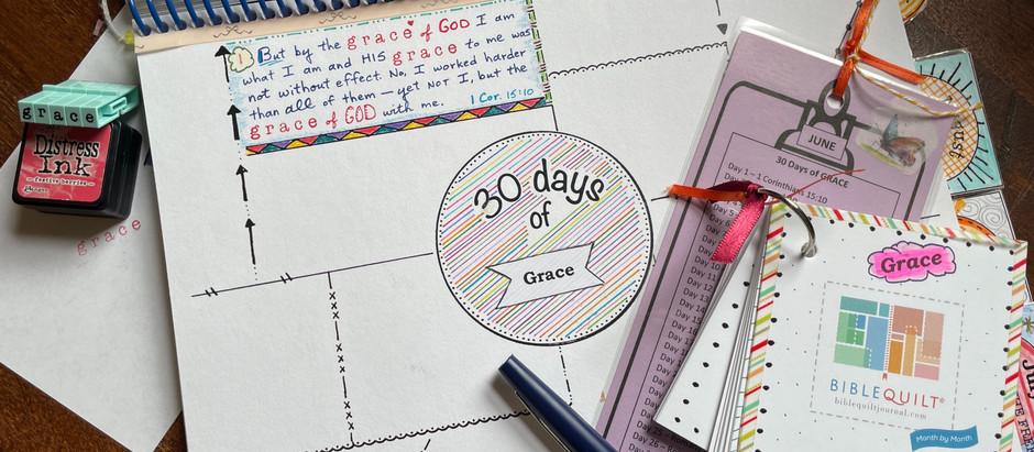 30 Days of Grace