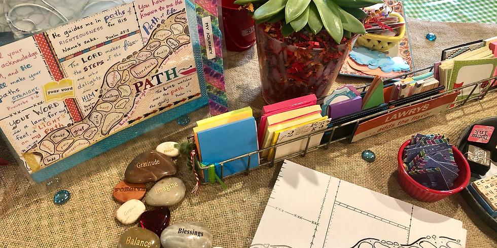 Bible Quilt Journal: Summer Session #3