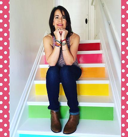 Di on Rainbow Stairs_edited.jpg