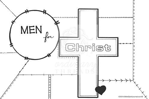 Men for Christ template