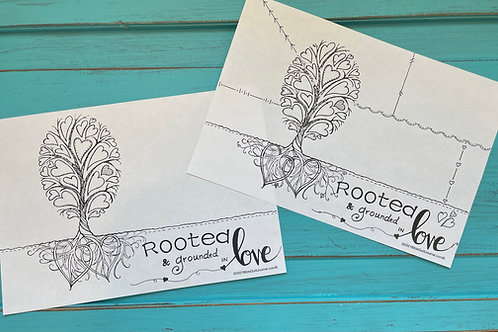 Rooted in Love, combo set