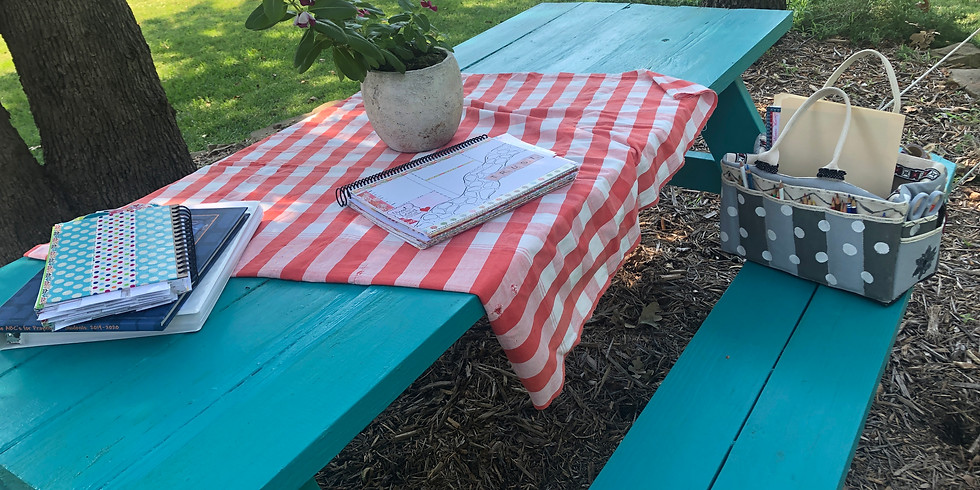 Tuesday at the Turquoise Table:  Summer Kickoff!