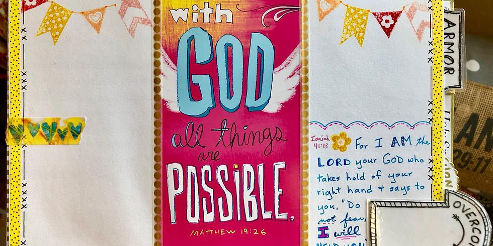 Bible Quilt Journal: Summer Session #4