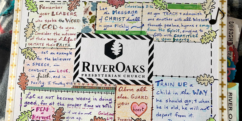 Bible Quilting with the Women of River Oaks