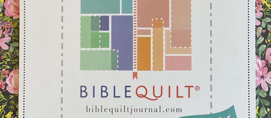 2022 Bible Quilt Calendar