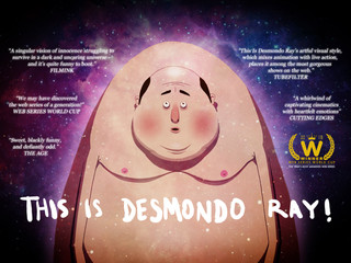 "STEVE BAKER'S ""THIS IS DESMONDO RAY!"" CROWNED WEB SERIES WORLD CUP."