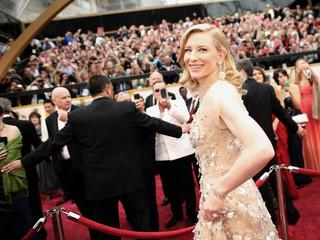 Cate Blanchett's Best Actress Oscar Acceptance Speech 2014