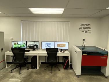 Cad design stations
