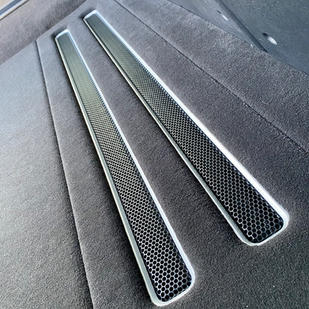 Mosconi  Amplifiers G-Wagon