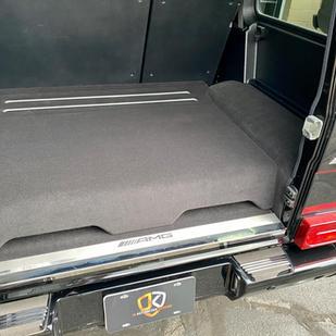 Illusion Audio subwoofer enclosure G-Wagon