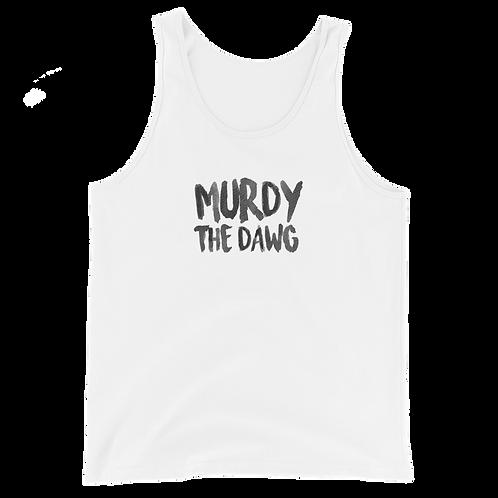 Murdy The Dawg Unisex Tank Top