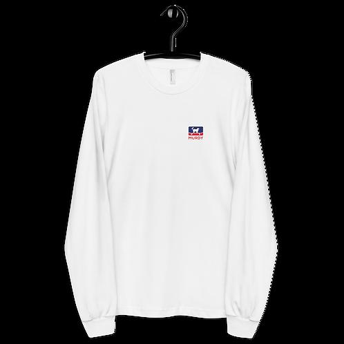 Murdy Unisex Long sleeve t-shirt