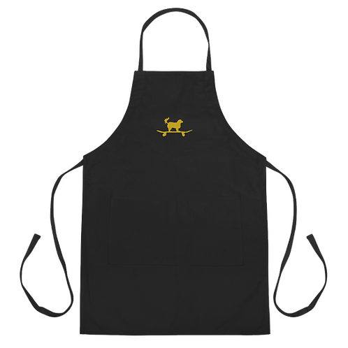 Murdy Embroidered Apron