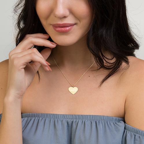 Murdy Heart Necklace