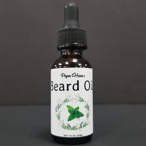 Papa Ham's Beard Oil