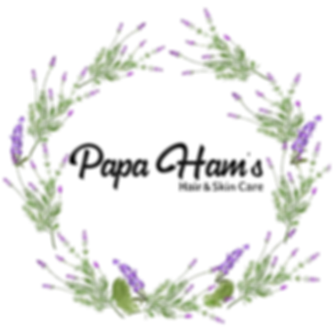 Papa Ham's Hair & Skin Care Logo