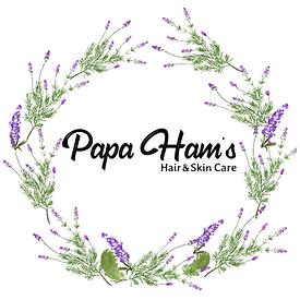Papa Ham's Hair & Skin Care Logo