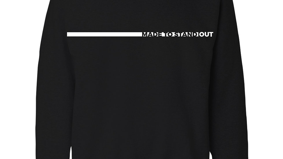 Made to standout jumper